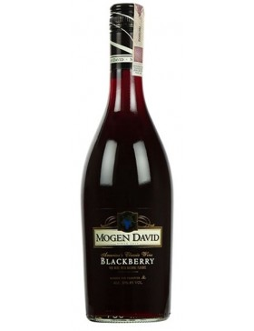 WINO MOGEN DAVID BLACKBERRY 750ml