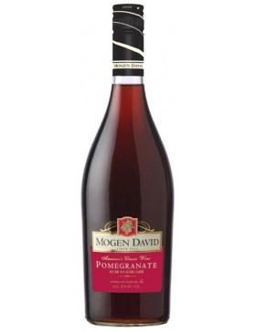 WINO MOGEN DAVID POMEGRANATE 750ml