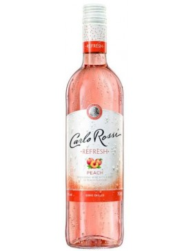 WINO CARLO ROSSI REFRESH PEACH 750ml