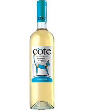 WINO COTE WHITE SEMI SWEET 750ml