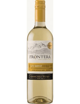 WINO FRONTERA LATE HARVEST 750ml