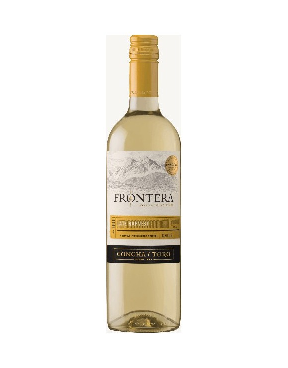 FRONTERA LATE HARVEST 750ml