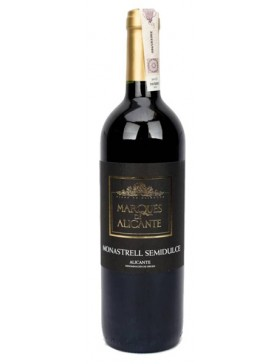 MARQUES de ALICANTE MONASTRELL 750ml