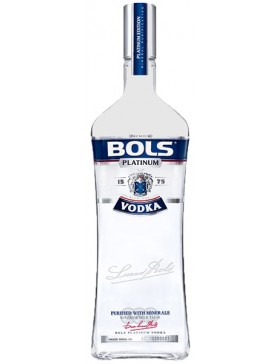 WÓDKA BOLS PLATINUM 1000ml
