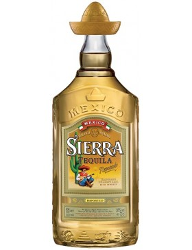 TEQUILA SIERRA REPOSADO 700ml