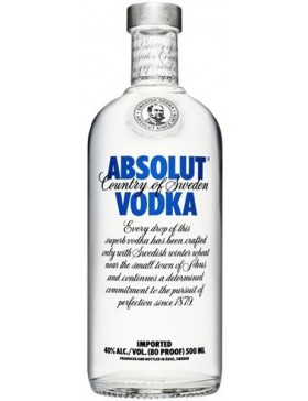 WÓDKA ABSOLUT BLUE 500ml