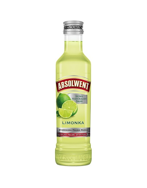 ABSOLWENT LIMONKA 200ml