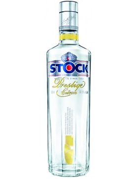 WÓDKA STOCK PRESTIGE CITRON 700ml