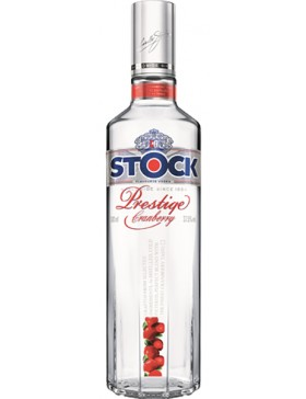 WÓDKA STOCK PRESTIGE CRANBERRY 500ml