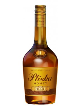 PLISKA HONEY BRANDY 500ml
