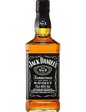 JACK DANIEL'S TENNESIE WHISKEY 700ml
