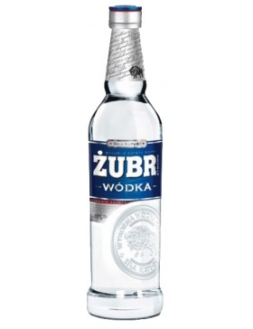 WÓDKA ŻUBR 200ml