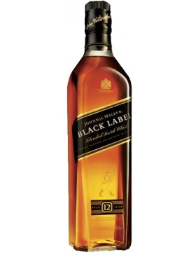 JOHNNIE WALKER BLACK LABEL 500ml