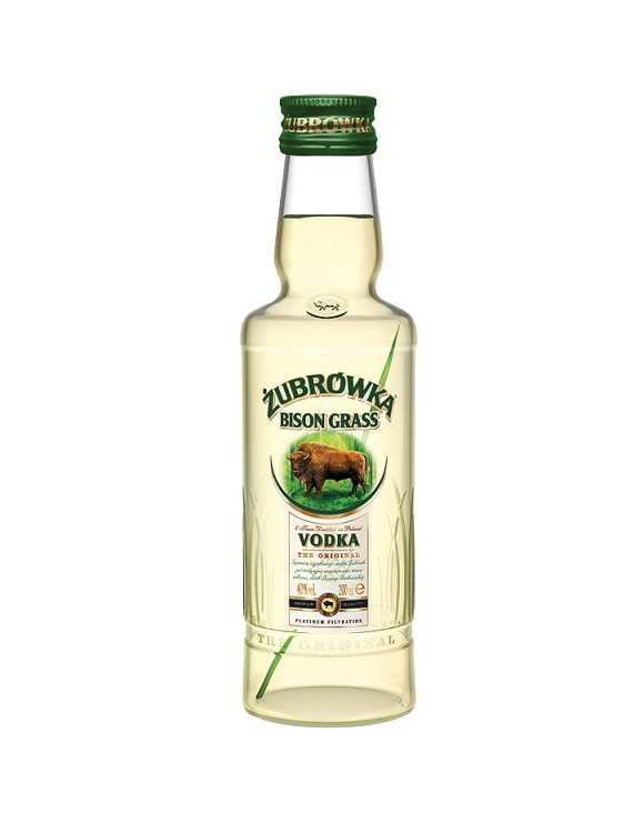 WÓDKA ŻUBRÓWKA BISON GRASS 200ml