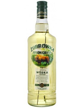 ŻUBRÓWKA BISON GRASS 500ml
