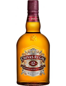 CHIVAS REGAL 12 YO BLENDED SCOTCH WHISKY 700ml