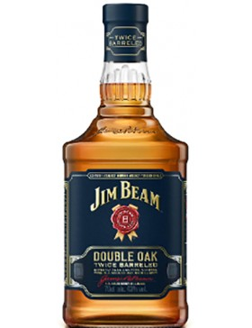 JIM BEAM DOUBLE OAK 700ml