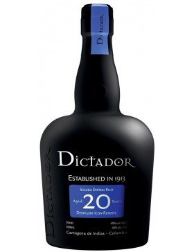DICTADOR 20YO 700ml