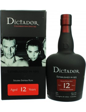DICTADOR 12YO GIFT BOX 700ml