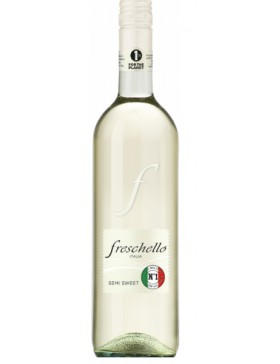 Wino FRESCHELLO WHITE SEMI SWEET