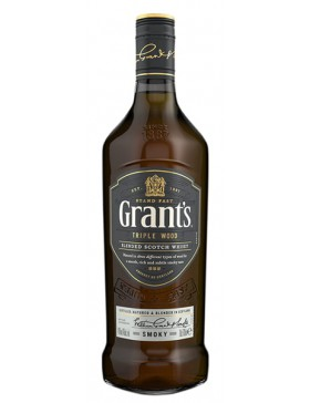 Whisky GRANT'S TRIPLE WOOD SMOKY 7000ml