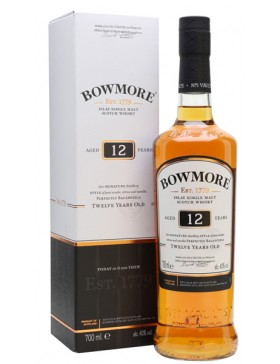 BOWMORE 12 YO 700ml