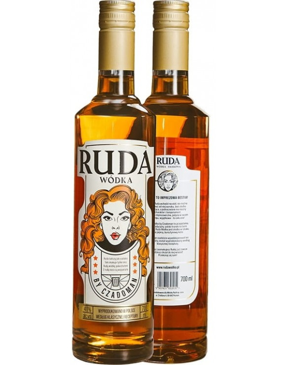 RUDA by CZADOMAN 700ml